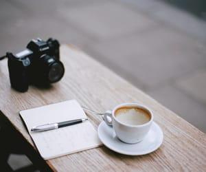 brighton, cafe, and cappuccino image