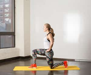 home workouts, ab exercises at home, and aerobic exercises at home image