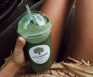 inspiration, smoothie, and summer image