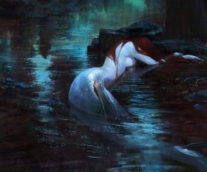 beautiful, water, and fanart image