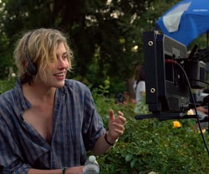 greta gerwig and lady bird image