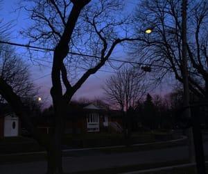 blue, dark, and Darkness image
