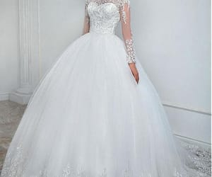 ball gown wedding dress image