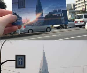 anime, animes, and anime in real life image