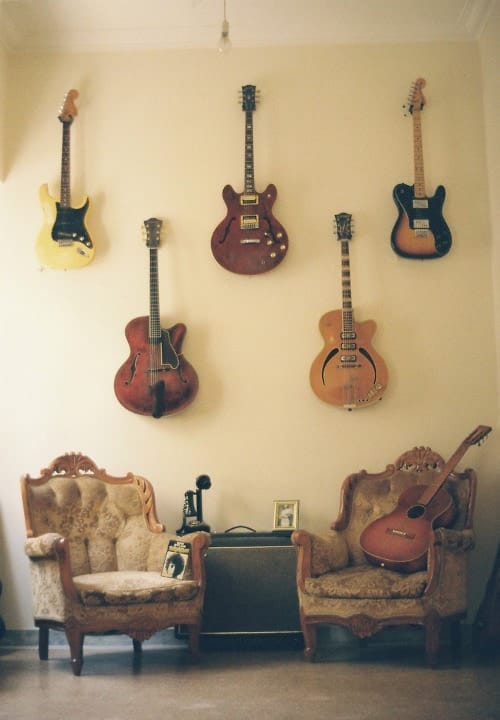 article, guitar, and music article image