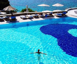 Greece, holidays, and mykonos image