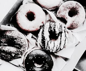 clean, donuts, and sweets image