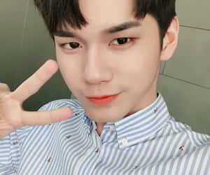 ong, wanna one, and seungwo image