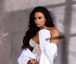 demi lovato, tell me you love me, and 2018 image