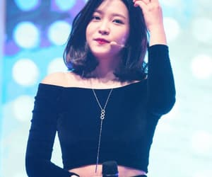 edit, korean girl, and red velvet image