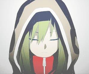 anime, gif, and kegerou project image