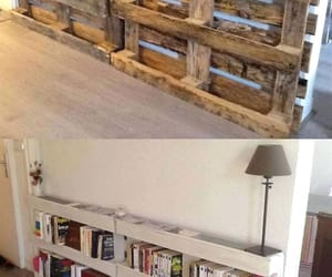 projects, diy, and pallet image