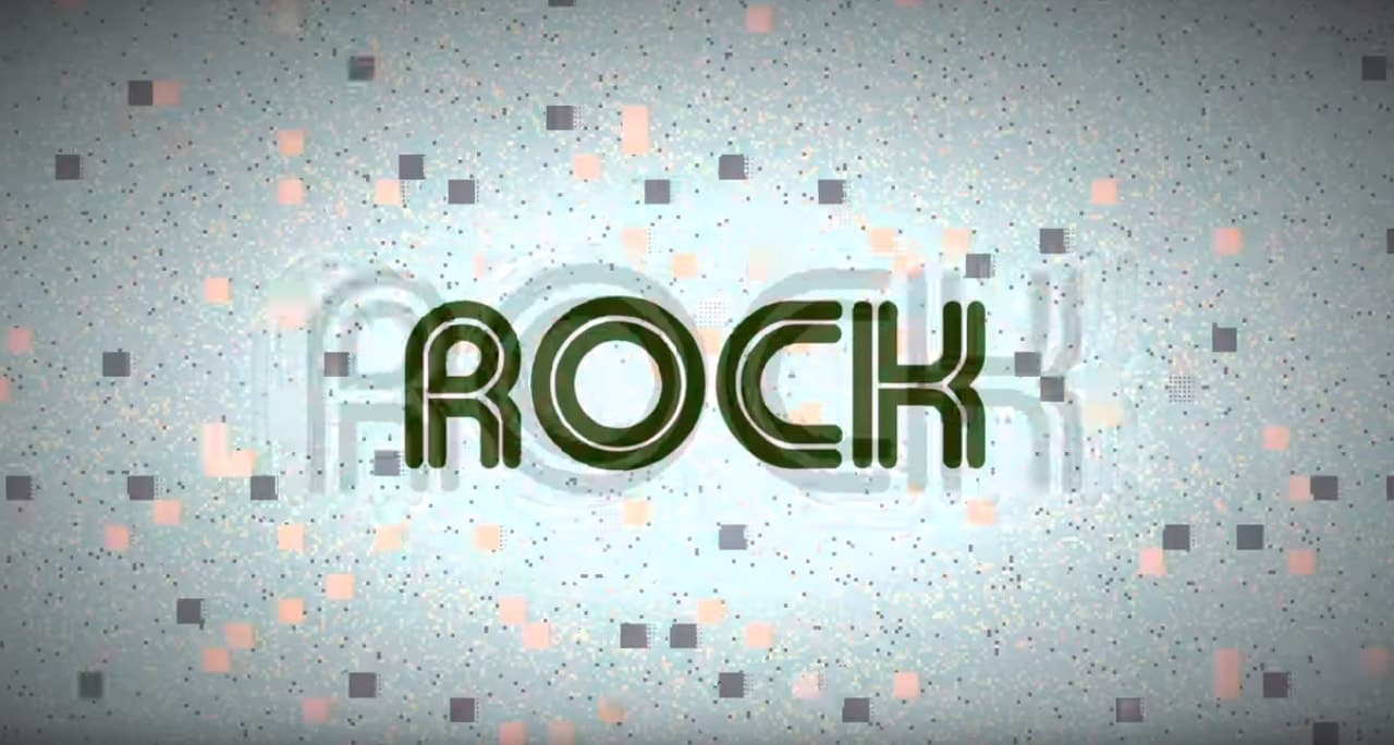 article, rock, and rock music image