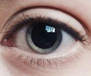 beautiful, tumblr, and eye image