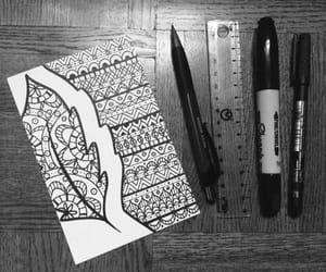 design, dibujo, and draw image