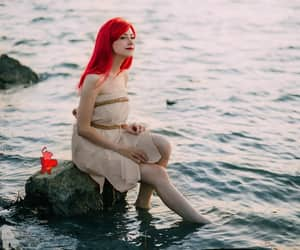 ariel, cosplay, and disney image