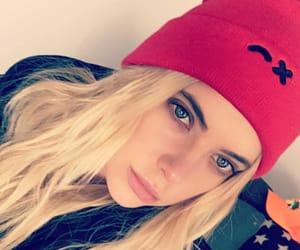 actress, benson, and blonde image