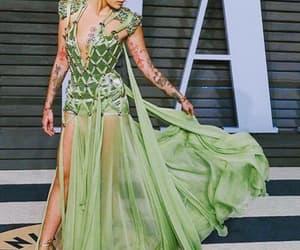 dress, oscars 2018, and hollywood image