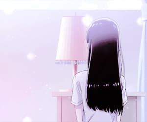 after the rain, anime, and gif image
