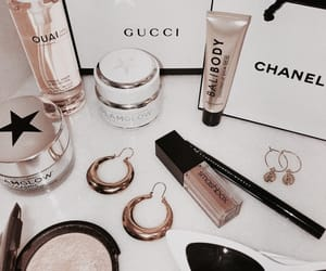 accessories, chanel, and makeup image