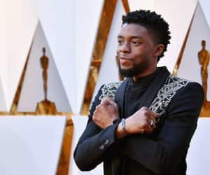 chadwick boseman, black panther, and Avengers image