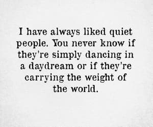 quotes, quiet, and shy image
