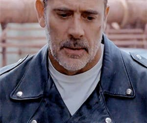 gif, jeffrey dean morgan, and the walking dead image