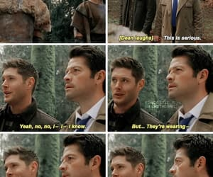 actor, dean winchester, and funny image