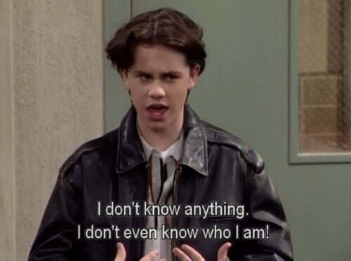 boy meets world, 90s, and shawn hunter image
