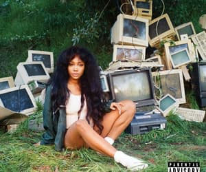 sza, ctrl, and music image
