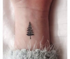 tattoo, tree, and Dream image