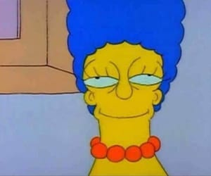 marge and the simpsons image