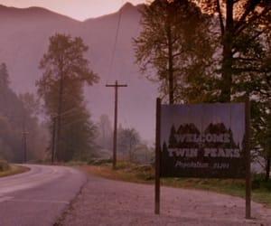 Twin Peaks, 90s tv, and twin peaks wa image