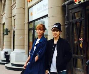 bts, taehyung, and min yongi image