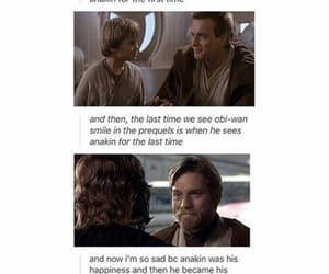 Anakin Skywalker, sad, and brothers image