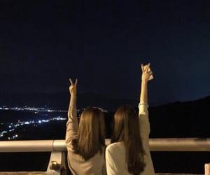 asia, friend, and korea image