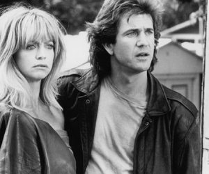 bird on a wire, goldie hawn, and mel gibson image