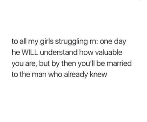 girls, struggle, and quotes image