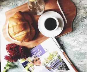 coffee, love, and girl image