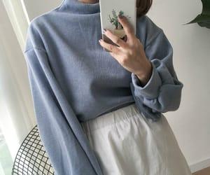 asian fashion, fashion, and casual image