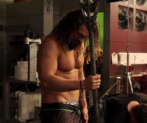 actor, funny face, and jason momoa image