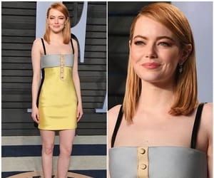 Academy Awards, emma stone, and Louis Vuitton image