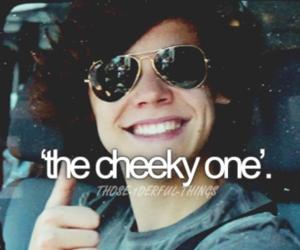 beautiful, boy, and cheeky image