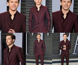 boys, tom holland, and celebrities image