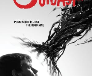 poster, show, and outcast image