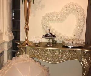 bride, heart, and liefde image
