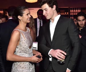 shawn mendes, Nina Dobrev, and oscars image