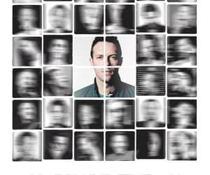 Chris Martin, coldplay, and gif image