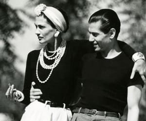 famous people, gabrielle chanel, and old vibes image