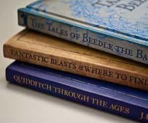 harry potter, j.k. rowling, and hogwarts image